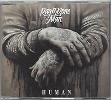 RAG'N'BONE / MAN HUMAN * NEW SINGLE CD 2016 * NEU *