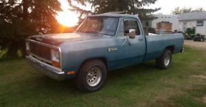 81 Dodge