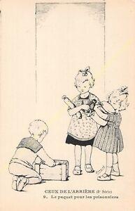 CPA Illustrator Maryel Circa 1914 1918 Series 3 n9