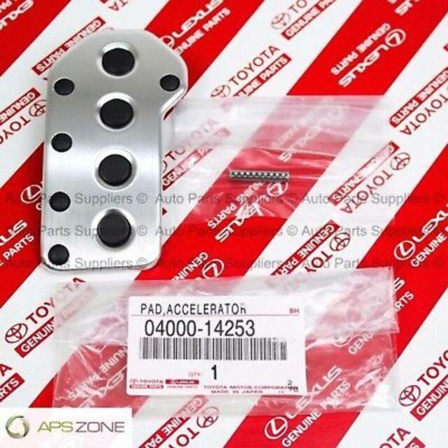 LEXUS OEM FACTORY ALUMINUM SPORT GAS PEDAL 2006-2013 IS250 IS350