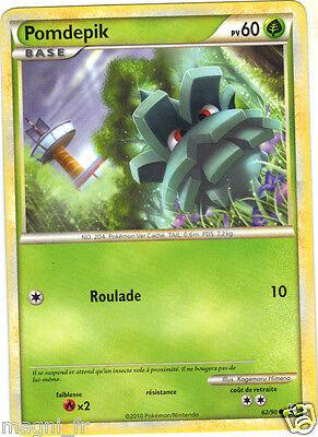 Pokemon N° 62/90 - Pomdepik - Pv60 (a510)