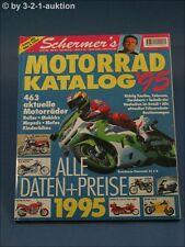Mo Sonderheft Schermer's Motorrad Katalog 1995