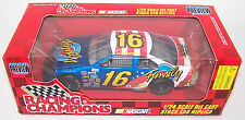 1996 PREVIEW Racing Champions 1:24 TED MUSGRAVE #16 Family Channel Ford T-Bird