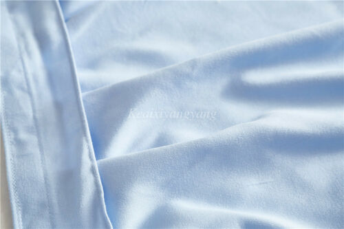 Elastic Bed Skirt Polyester Wrap Around Dust Ruffle  16 Colors