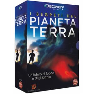 Segreti-Del-Pianeta-Terra-I-4-Dvd-Dvd-Nuovo