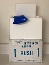 Styrofoam Cooler Mailing Box 1 Ice Pack Insulated Cold Shipping Id 10x8x5