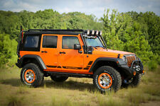 Dekor Aufkleber Seite Side Decals Jeep Wrangler JK 07- Rugged Ridge 12300.31