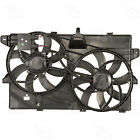 Dual Radiator and Condenser Fan Assembly-Rad / Cond Fan Assembly 4 Seasons 76149