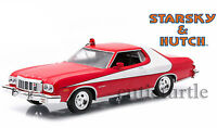 Greenlight Starsky & Hutch Tv Series 1976 Ford Gran Torino 1:43 86442 Red