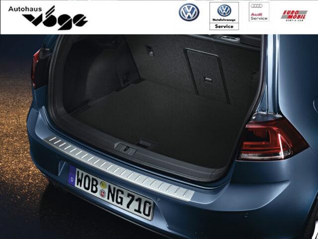 Original VW Golf VII Ladekannten-Schutz / Edelstahloptik / hinten 5G0061195