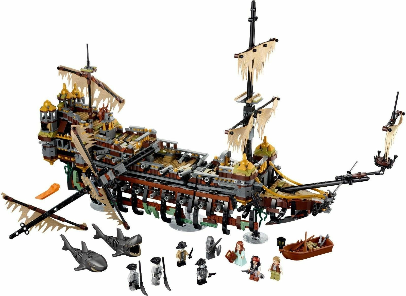 LEGO Pirates of the Caribbean 71042 - Silent Mary - New & Sealed