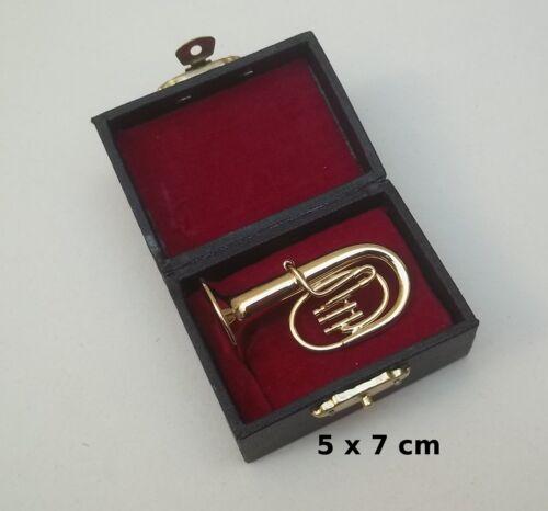 emphorium miniature maison de poupée,collection, instrument de musique  CL6