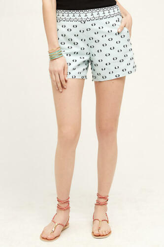 Di Hei 4p Summer Sz 2 Hei New Clipdot Tailored Mint 8 Shorts Anthropologie 6WqYzUFI