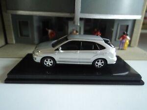 1//87 Ricko Lexus RX 350 silber 38118