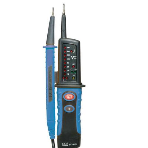Spannungsprüfer Durchgangsprüfer Drehfeldmessgerät Stromdetektor Phasenprüfer