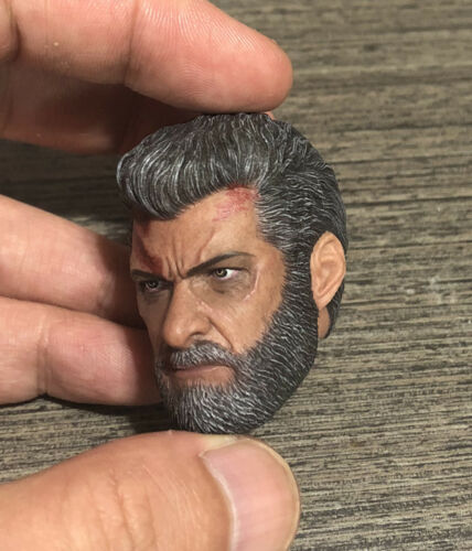 Worldbox 1//6 Scale Battle Damaged Logan Head sculpt