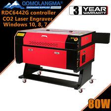 Usa 20 X 28 80w Co2 Laser Cutter Engraver Engraving Machine Ruida Dsp Red Dot