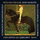 Richard Strauss: Don Quixote; Till Eulenspiegel (CD, Mar-2013, Hyperion)