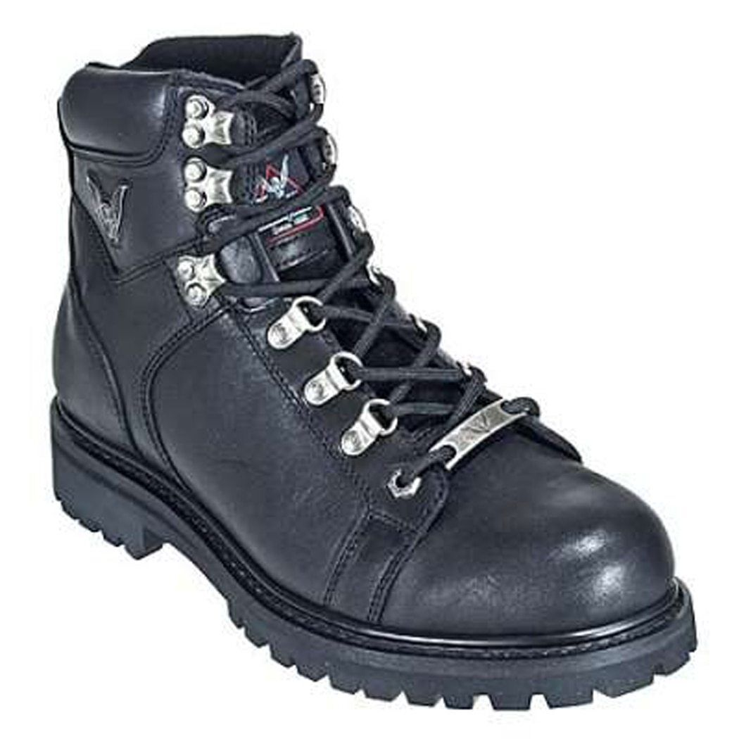 ThGoldgood 824-6902 Mens 6 Inch Motorcycle Stiefel FAST FREE USA SHIPPING
