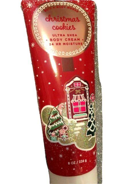 Bath and Body Works Christmas Cookie Ultra Shea Body Cream   eBay