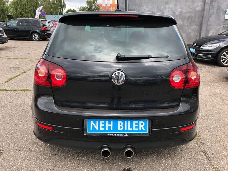 VW Golf V 3,2 R32 DSG 4M Benzin 4x4 4x4 aut. Automatgear