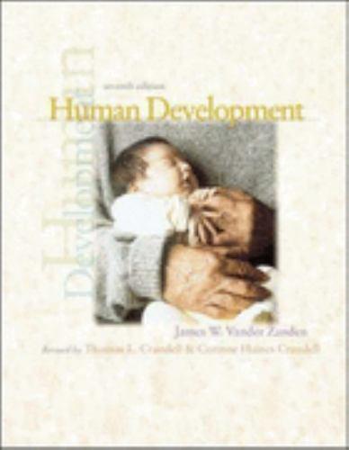 Human Development by Corinne Haines Crandell; Thomas L. Crandell