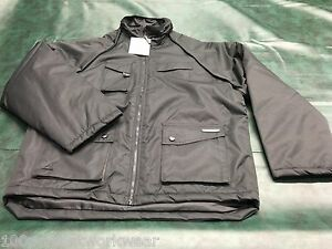 Coat Manicotti Dimensione Plus Bodywarmer Delta Medio Northwood rimovibili Black Coat qpAX1