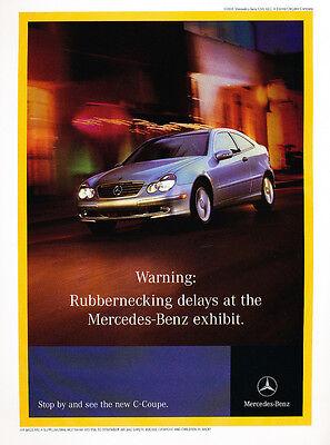 2002 Hyundai Sonata front saw Classic Car Advertisement Print Ad J74