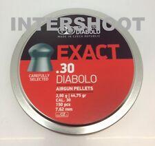 JSB Exact.30 Cal CALIBRO ARIA FUCILE PELLET 7,62 mm