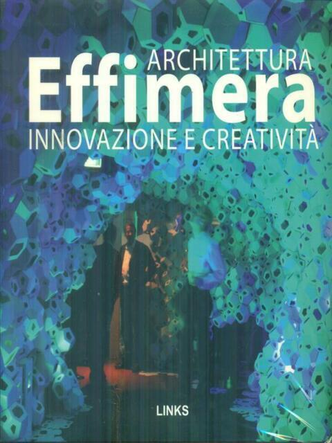 ARCHITETTURA EFFIMERA  KARUEL JACOBO LINKS BOOKS 2010