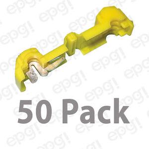 3M T-TAP YELLOW 10-12 GAUGE #3M606-50PK