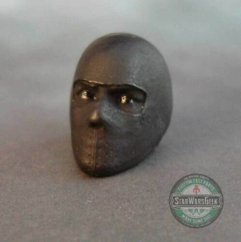 """ML128 Custom Cast male head use with 6/"""" ML Legends action figures"""