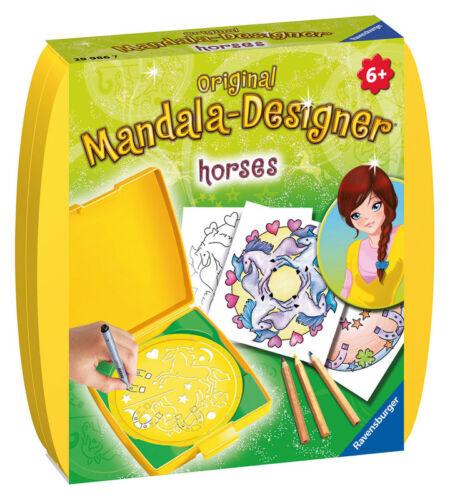 Ravensburger Mini Mandala Designer Pferde