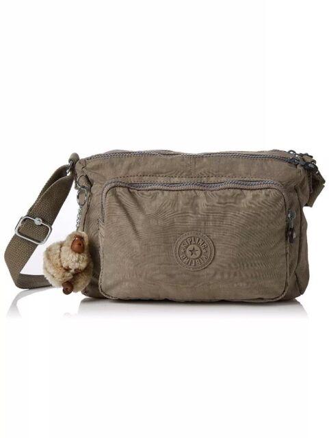 80b45298f0d Ladies Shoulder Bag Kipling Reth K12969 Warm Grey 828 for sale ...