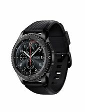 Samsung Gear S3 Frontier Smart Watch w/ Touchscreen, Dust/Water Resistant, Black