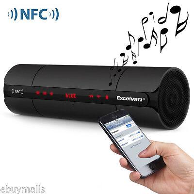 Wireless Bluetooth Lautsprecher Stereo Speaker głośnik Player NFC AUX USB SD FM