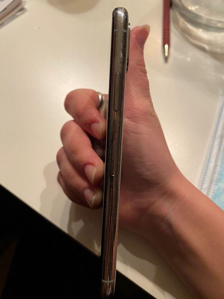 iPhone X, 256 GB, God