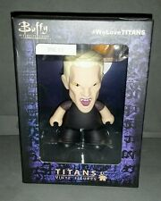 Titan vinyl figure doll Spike from Buffy the vampire slayer