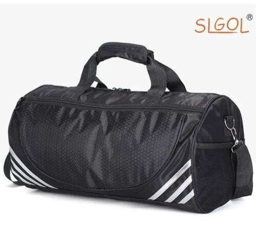 Large Capacity Sports Gym Bag Oxford Cloth Gym Bag Travel Weekender Duffel Bag
