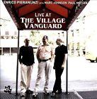Live at the Village Vanguard by Enrico Pieranunzi (CD, Mar-2013, CAM Jazz)