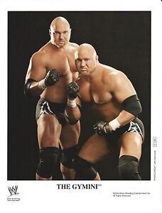 THE-GYMINI-WWE-WRESTLING-8X10-LICENSED-PROMO-PHOTO-NEW-1095