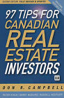 97 Tips for Canadian Real Estate Investors 2.0 by Peter Kinch, Russell Westcott, Barry McGuire, Don R. Campbell (Paperback, 2011)