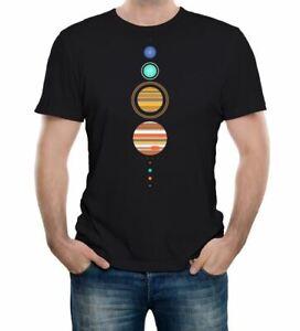 Solar-System-T-Shirt-Funny-t-shirt-space-astronomy-fashion-retro-planets-cool