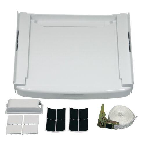 Original Zwischenbau Cadre Machine à laver//sèche-linge avec armoire WPRO sks101 sks100