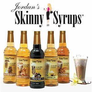 Jordan-039-s-Skinny-Syrups-Sugar-Free-Zero-Calorie-750ml-Coffee-Syrups-Drink-Mixers