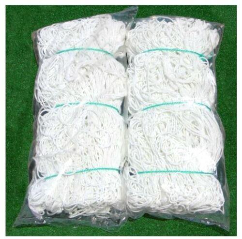 Cimarron 7/' H x 21/' W x 3/' D x 7.5/' B  Soccer Nets 4 mm thick 1 pair