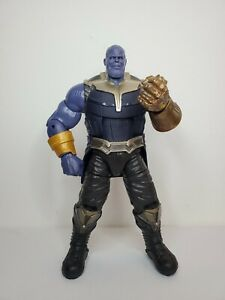 Marvel-Legends-6-034-Figur-Thanos-Infinity-Krieg-BAF-komplett-MCU-Endspiel-Avengers