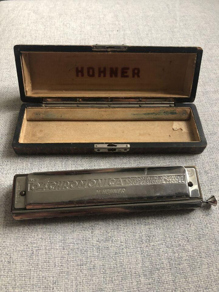 Mundharmonika, Hohner 64 Chromonica