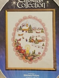 Paragon-Needle-Craft-Christmas-Collection-Peace-on-Earth-Stitchery-Kit-16-034-x-20-034