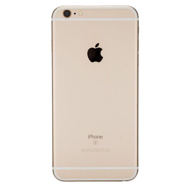 official photos f9e51 a7759 Apple iPhone 6s Plus - 64GB - Gold (Sprint) A1687 (CDMA + GSM)